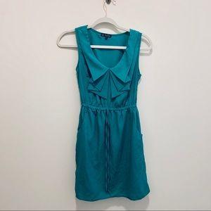 BeBop Teal Dress from Nordstrom